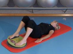 MFT Fit Disc - Übung in Rückenlage