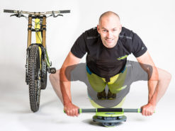 MFT Core Disc Bike Training