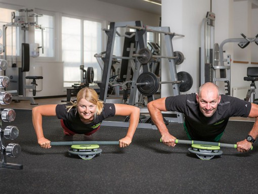MFT Core Disc Training im Fitness-Center