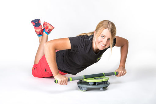 MFT Core Disc Fitness Training für Arme, Schultern und Oberkörper