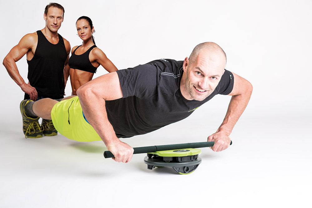 MFT Core Disc Fitness Training