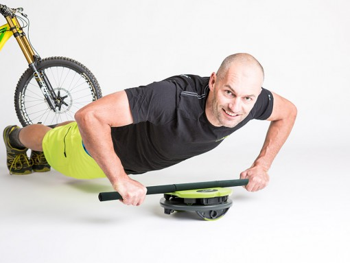 MFT Core Disc - Trainingsgerät für Mountainbiker
