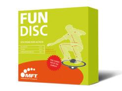 MFT Fun Disc Verpackung - Lieferumfang