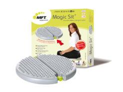 MFT Magic Sit - Aktivsitzkissen Verpackung und Lieferumfang