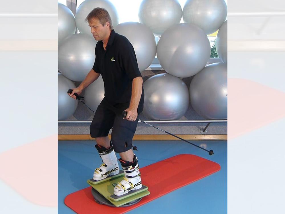 MFT Sport Disc Ski-Training