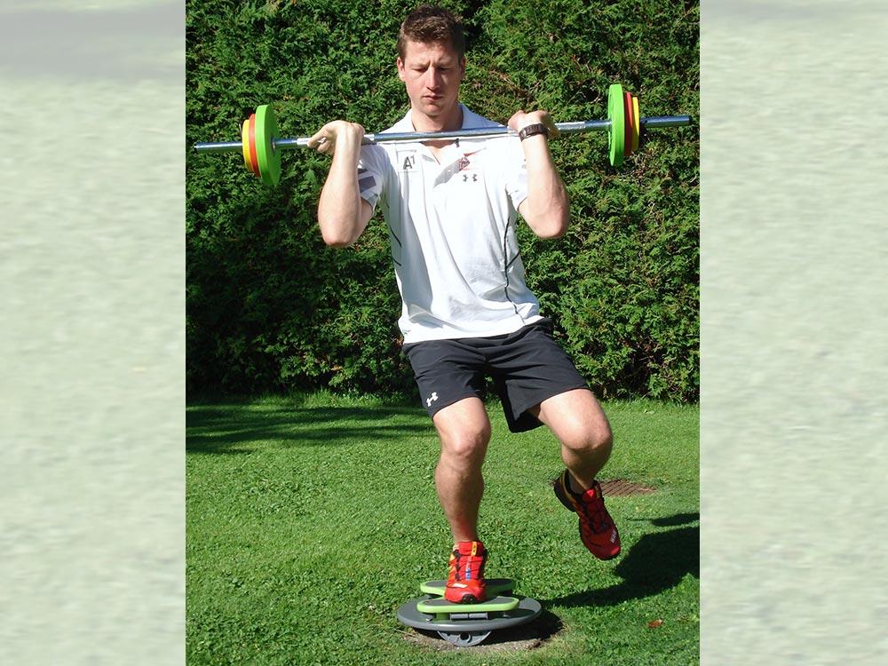 MFT Trim Disc Gelenke-Training Einbeinstand