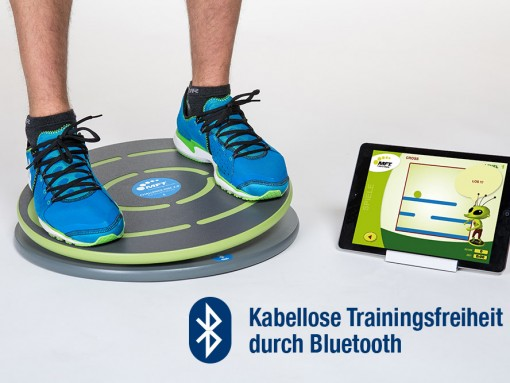 MFT Challenge Disc 2.0 mit Bluetooth für kabelloses Training