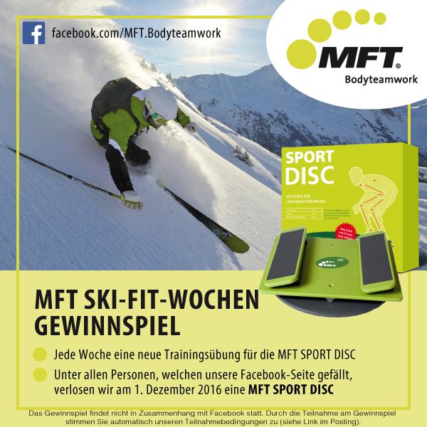 MFT Ski-Fit-Wochen auf Facebook