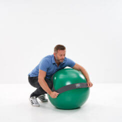 MFT Sitzball mit Balance Sensor